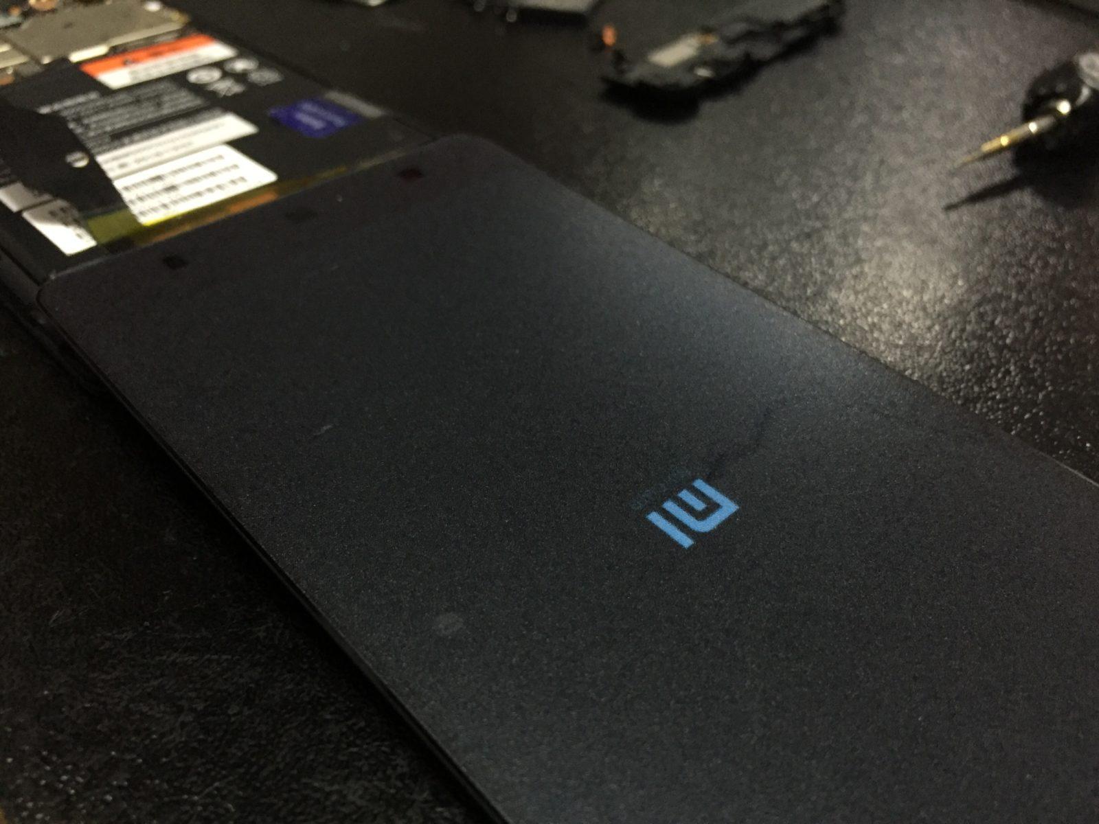 Xiaomi Mi 4c и проверка нового дисплея