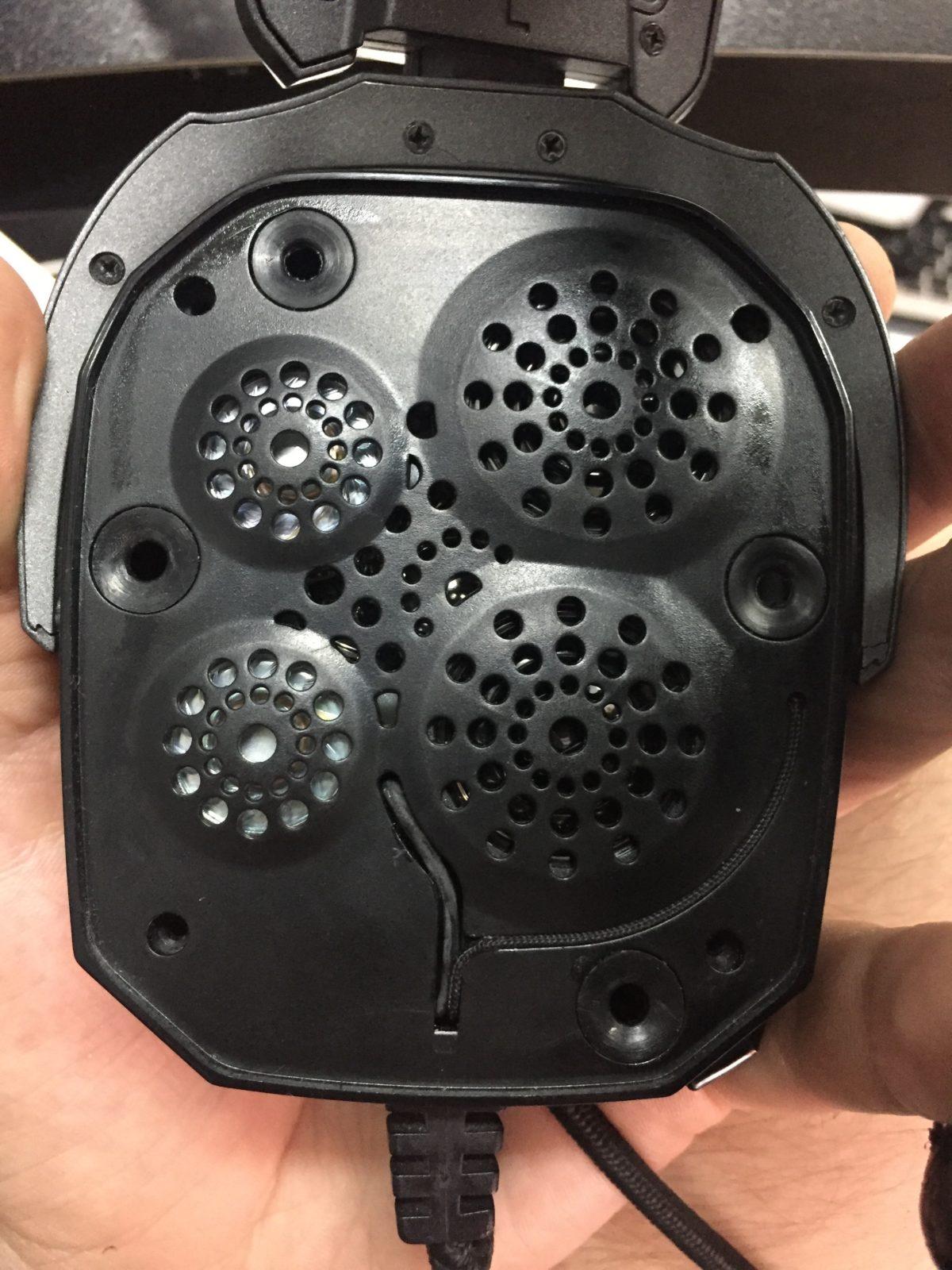 В наушниках Razer tiamat rz04-0060 не работает левое ухо