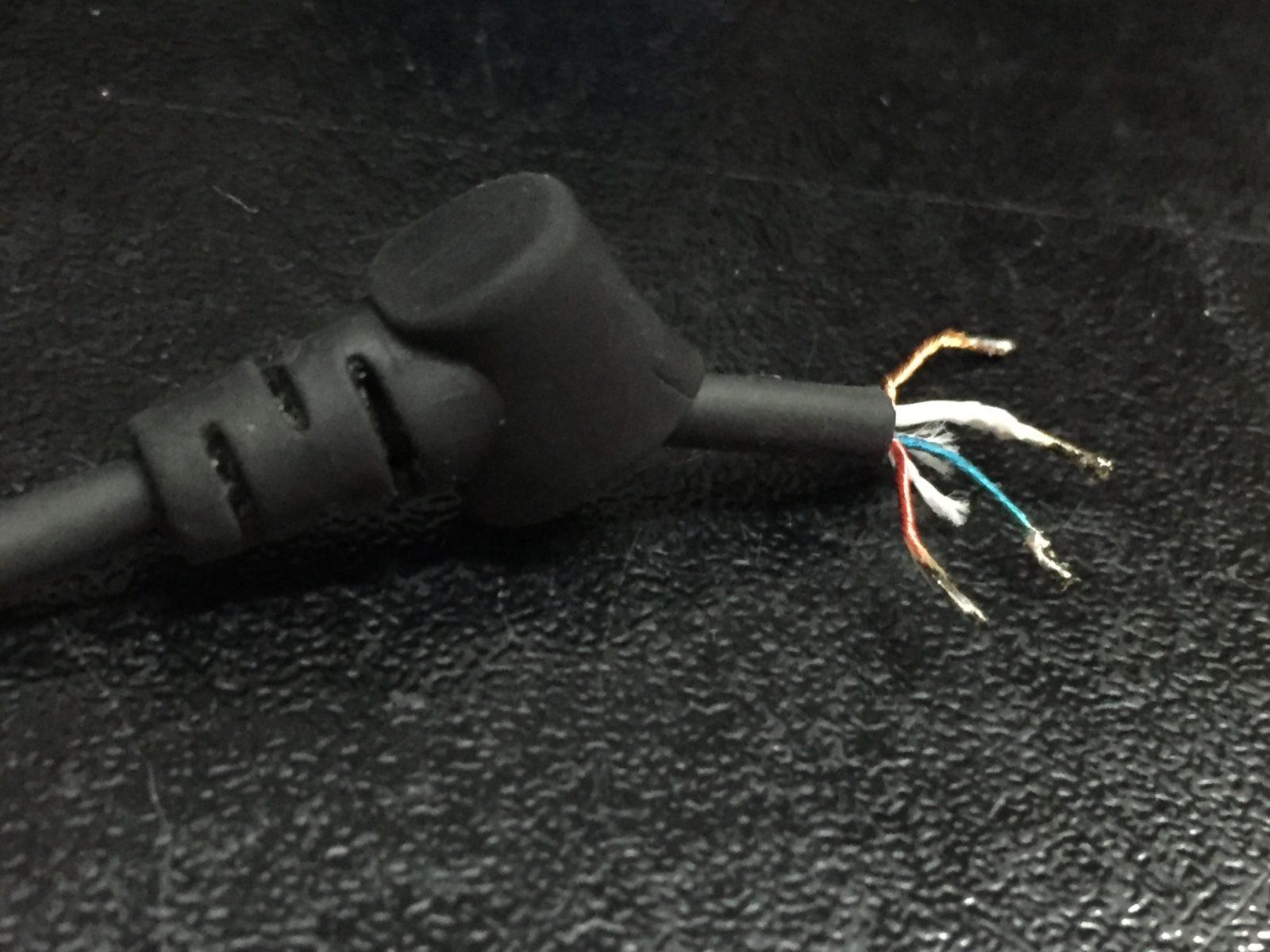 Razer kraken пропал звук, восстановление штекера
