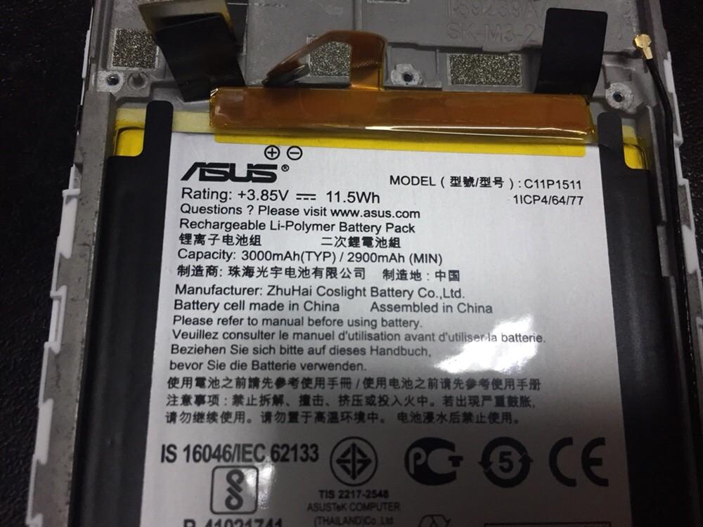 Разборка Asus ZenFone 4 Selfie (ZD553KL) и замена дисплея в картинках