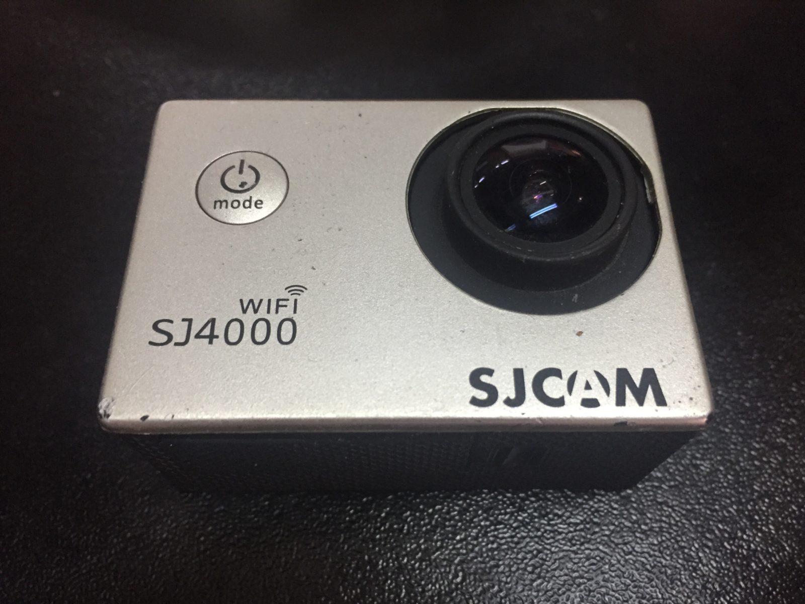 SJCAM ремонт. На SJCAM SJ4000 сломались кнопки. Решено