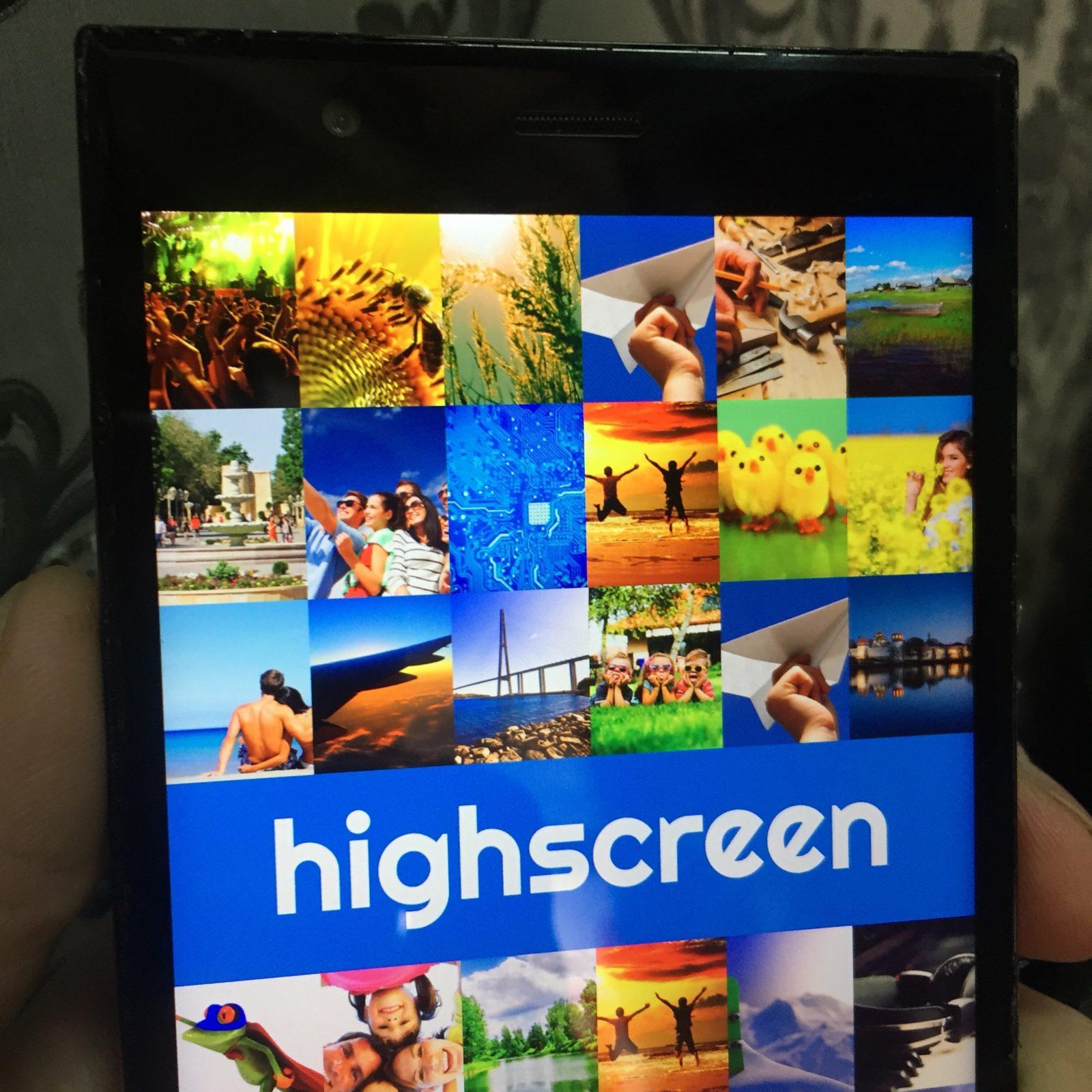 Higscreen Boost, после замены экрана - калибровка датчика