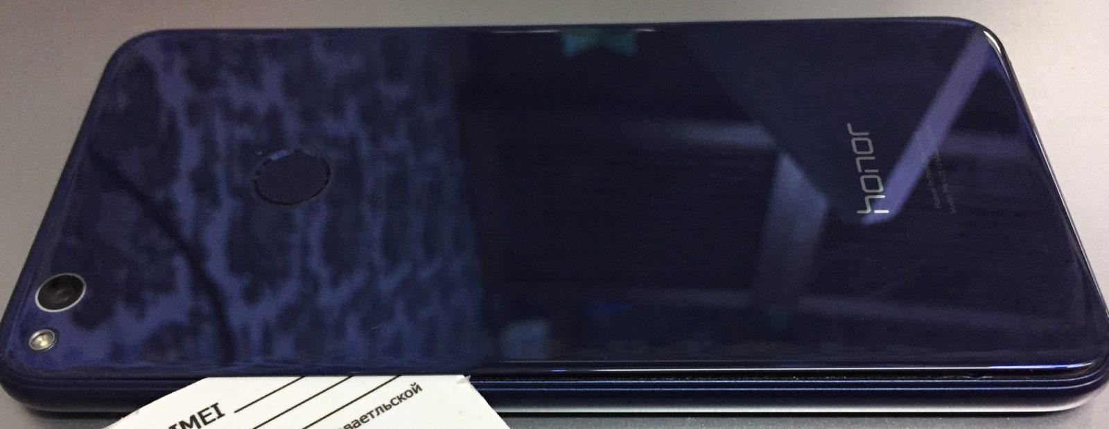 На Honor 8 Lite разбилось стекло. Замена экрана