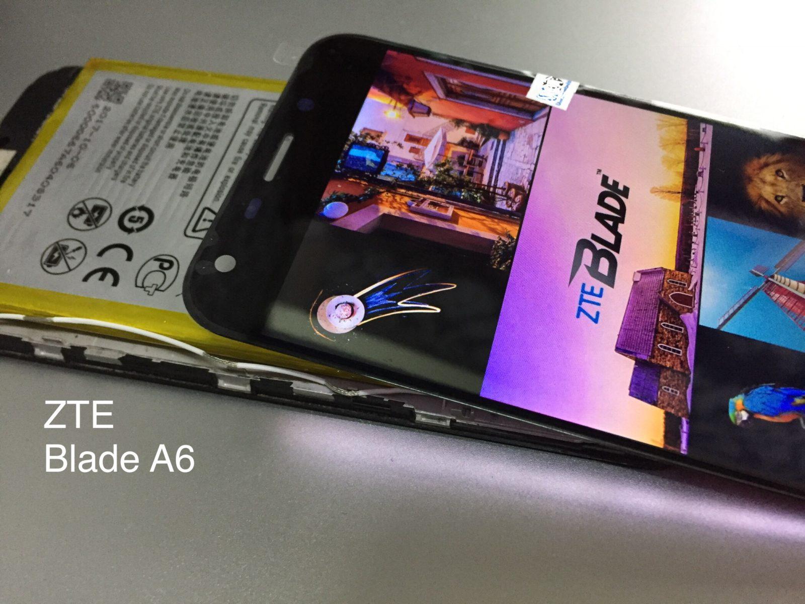 ZTE Blade A6 (A0622) стекло разбивашки. Дисплея заменяшки