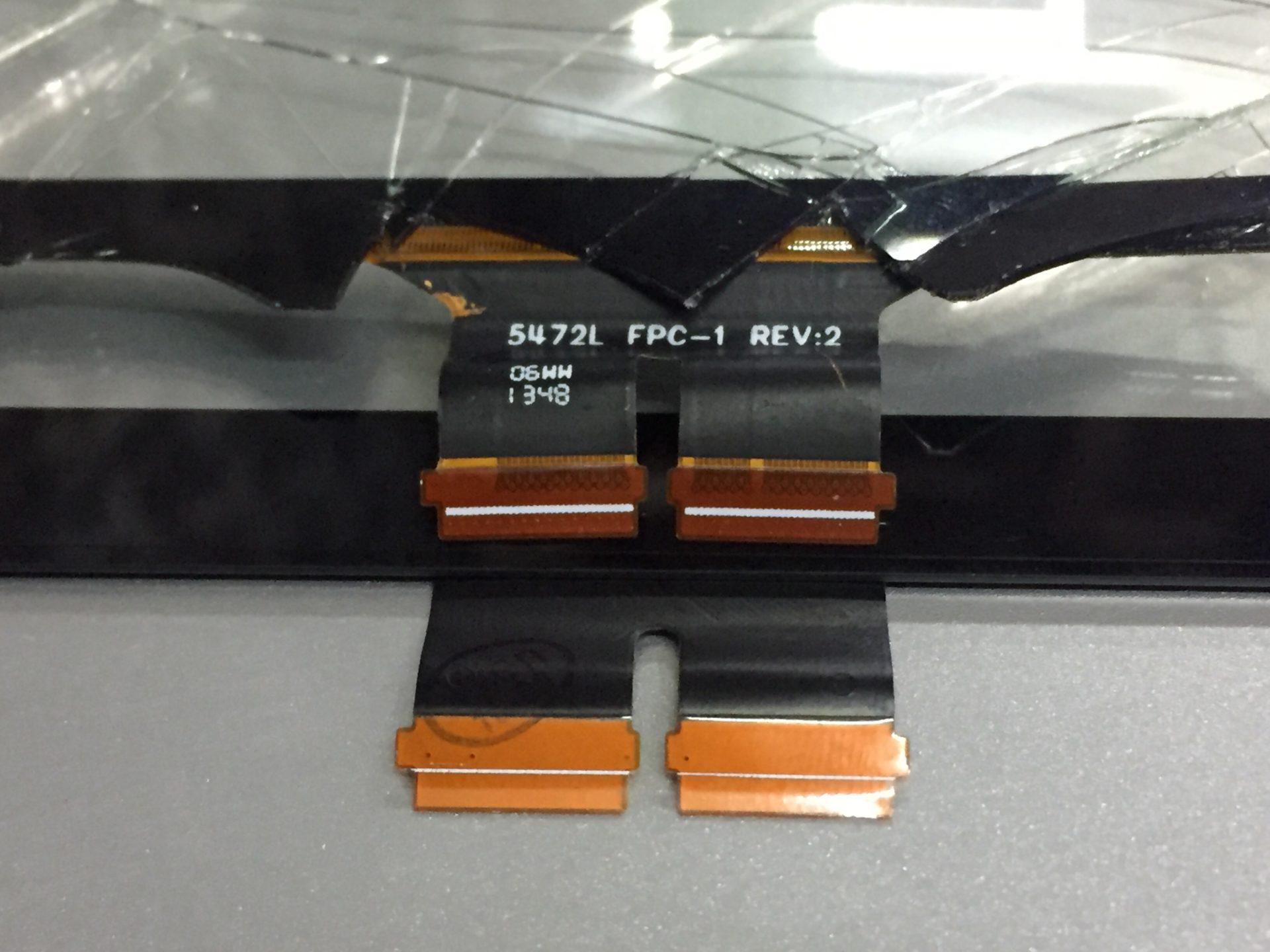 На ASUS Fonepad 7  (ME175CG) K00Z разбилось стекло, заменить тачскрин  - сплошной «проблЭма» :)