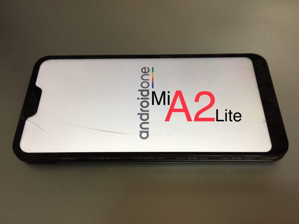 Xiaomi Mi A2 Lite и дефицит черных дисплеев, а также разборка и замена LCD