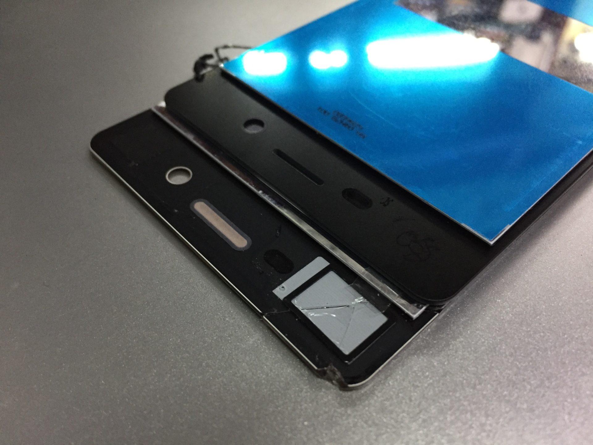 Sony Xperia X Dual (F5122). Замена дисплея и АКБ