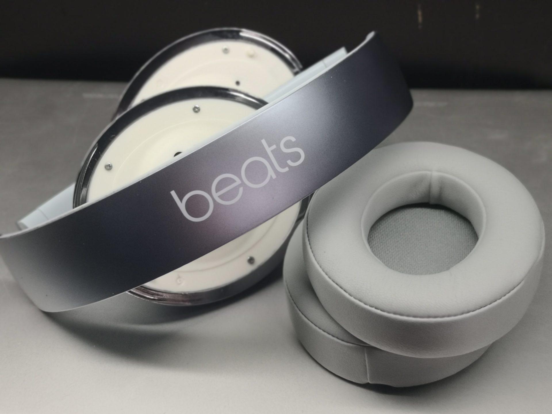 Замена голубых амбушюр на Beats Studio 2 и 3
