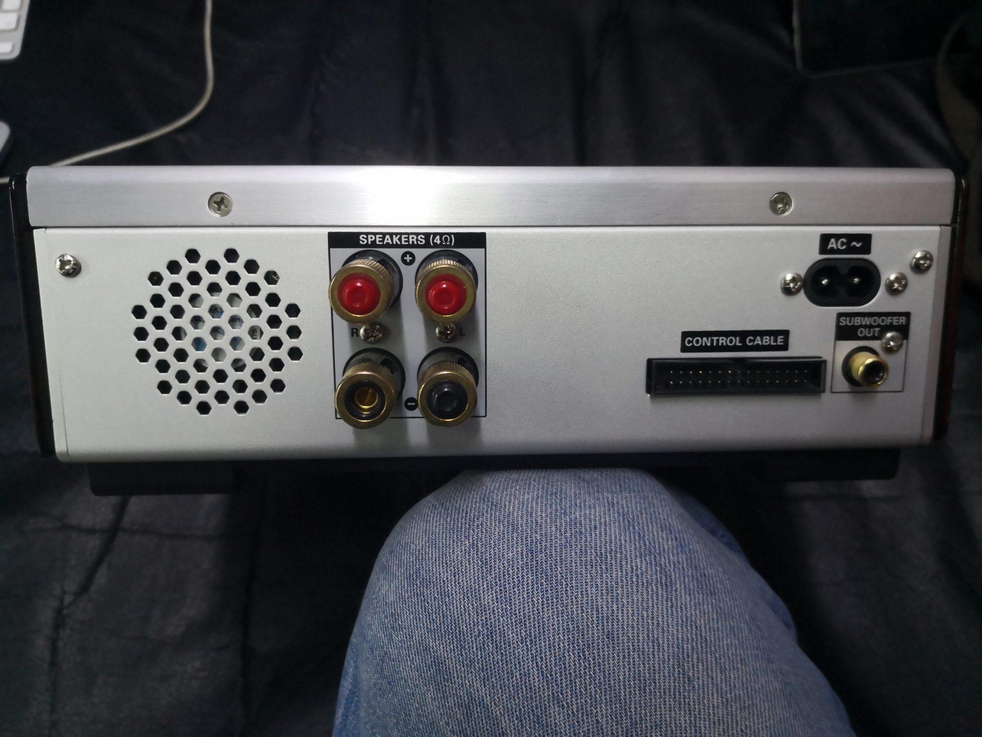 Ремонт музыкального центра Philips Mcd908