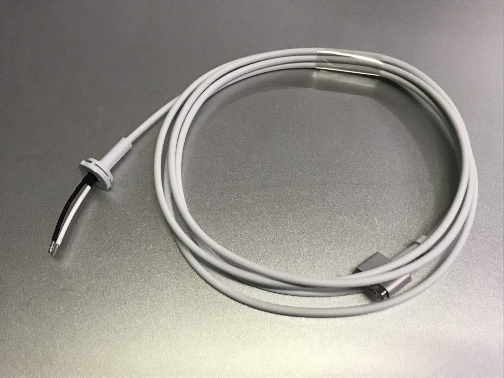MagSafe - замена кабеля и отбеливание корпуса